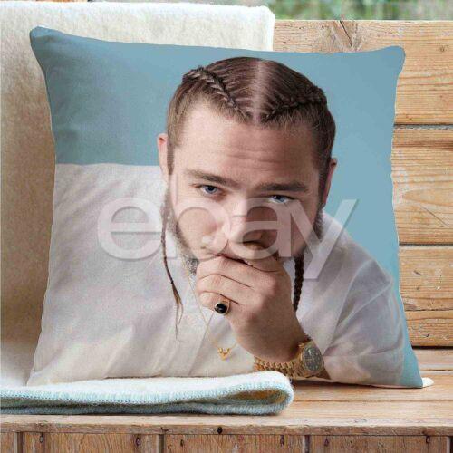 post malone custom pillows car sofa bed home decor cushion pillow case home decor indian south asian home decor pillows