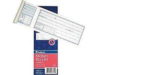 Details About Adams 9641 Merchandise Money Receipt Book 50 Receipts W Stub 2 3 4 X 7 15 16