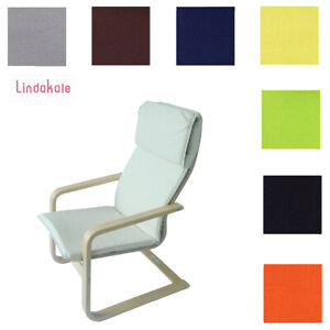 details about custom made cover replacement slipcover fits ikea pello chair 10 fabrics