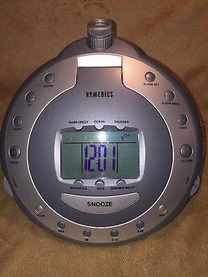 Sound Machine Spa Cd Atomic Clock Radio