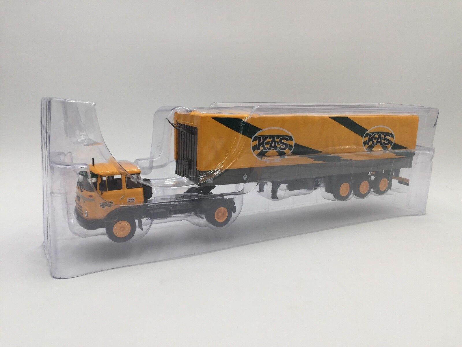 camion barreiros super azor kas 1965