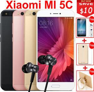 Original Xiaomi Mi 5C 3GB 64GB Surging S1 Octa Core MIUI 8 2.2GHz LTE Smartphone