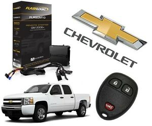 20072013 CHEVY SILVERADO PLUG & PLAY REMOTE START SYSTEM