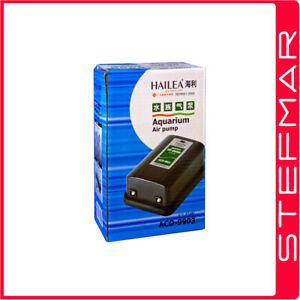 Hailea Air Pump Aco 9903 4 2 Min Twin Outlet Ebay