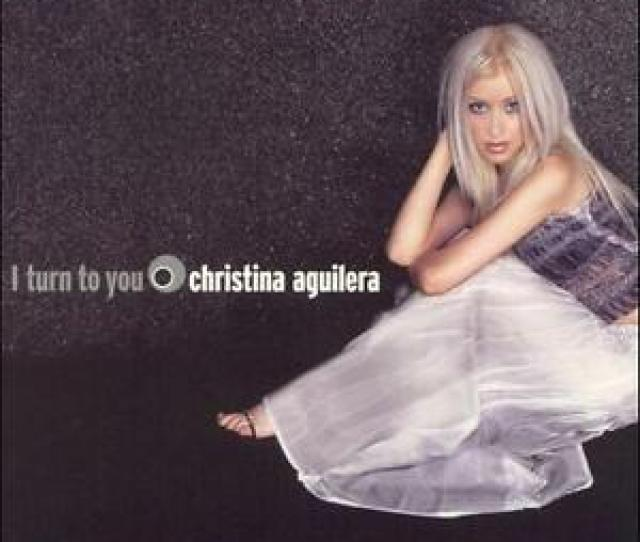 Image Is Loading Aguilera Christina I Turn To You Por Siempre