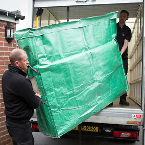 Image Is Loading Heavy Duty Protective Mattress Bags Handles Moving Storage