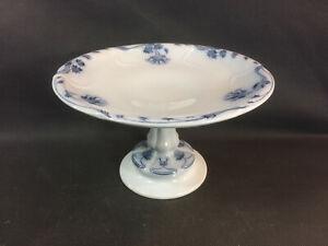 details sur ancienne coupe a fruits plat service de table en ceramique de villeroy et boch