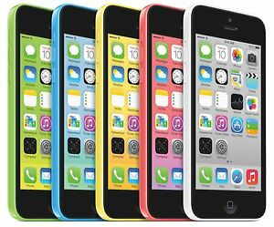 New in Box Apple iPhone 5c - 8/16/32GB (Unlocked) Smartphone ALL COLORS
