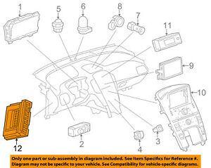 GM OEMBody Control Module BCM 13586278 | eBay