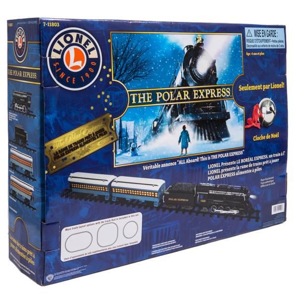 polar express lego train set # 41