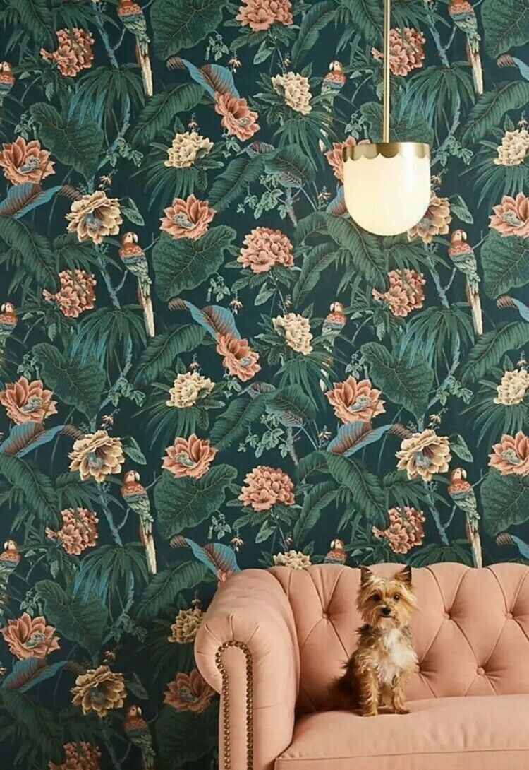 1 Roll Of Harlequin Extravagance Collection Radiance Wallpaper 75782 For Sale Online Ebay