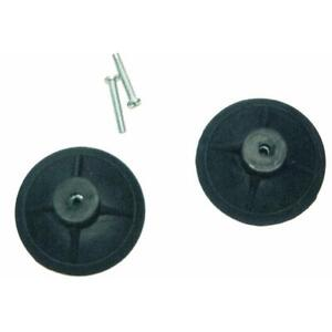 details about 2pk 2 in each 3 black replacement roof rack suction cups 01704