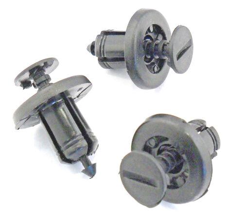 pare chocs baguettes 10 x clips agrafe plastique renault bouclier passage de roues rivets 7703072360 hfhwhatcom
