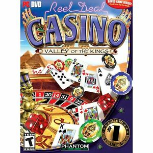 Reel Deal Casino Valley of the Kings PC Games Windows 10 8 7 XP Computer slots