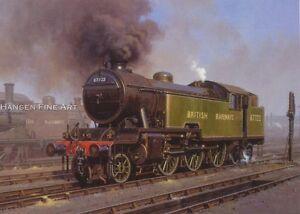 L1 Stratford London LNER British Railway Tank Engine Steam