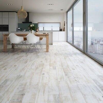 whitewash wood effect tiles 15 x 90cm r11 anti slip ebay