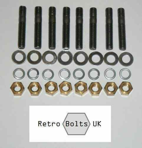 other car parts ford cvh engine exhaust manifold studs dr lowinski