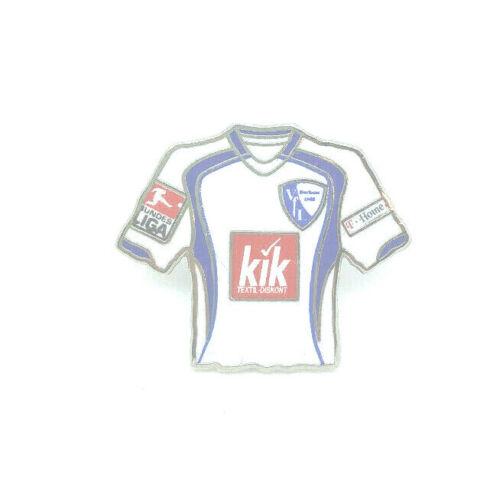 fussball fanshop vfl bochum trikot pin logo anstecker fussball bundesliga 105 oliveoil kanakis