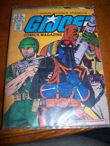 GI Joe Marvel Comics Magazine Digest (1986) # 9