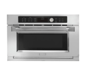 details about ge monogram built in oven with advantium speedcook technology 120v zsc1202jss