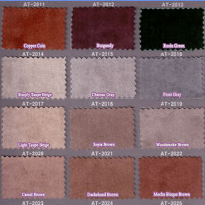 details about stretch faux suede leather like spandex suedette jacket auto upholstery fabric