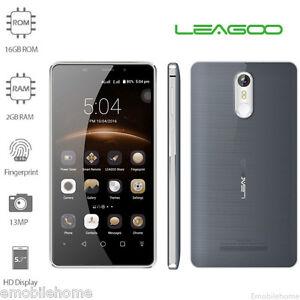 """5.7"""" Leagoo M8 Pro 4G smartphone Android 6.0 Quad Core 1.3GHz 2GB +16GB 13.0MP"""