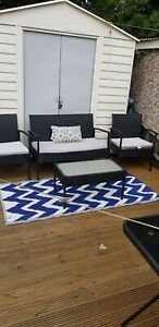 details about wayfair outdoor garden carpet large reversible plastic waterproof rug mat new