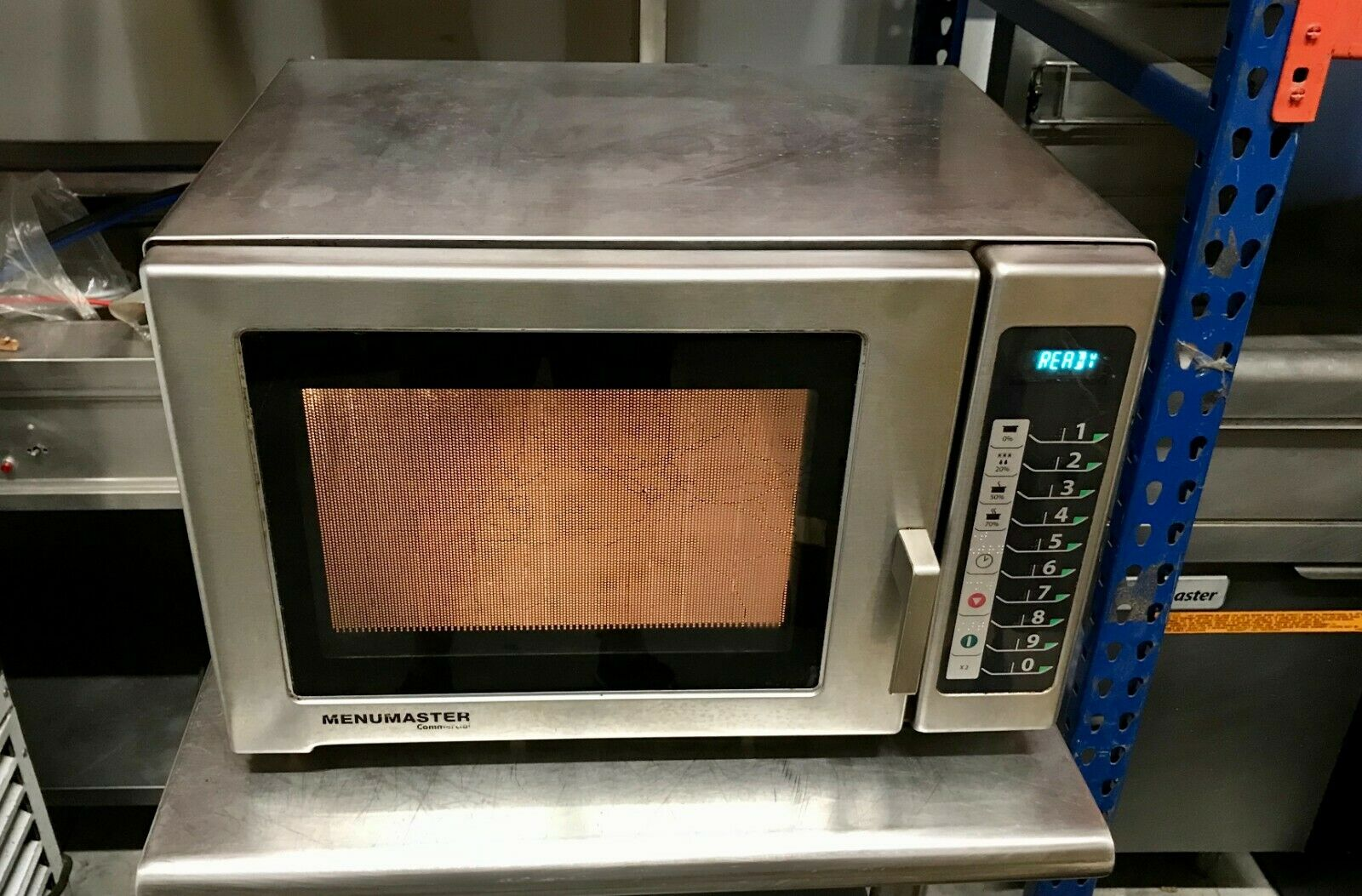 commercial microwaves industrial