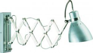 lampe murale design nickel lampe de bureau flexible