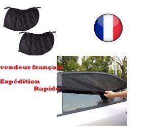 details sur pare soleil auto chaussette rideaux voiture protection anti uv vitre enfant bebe