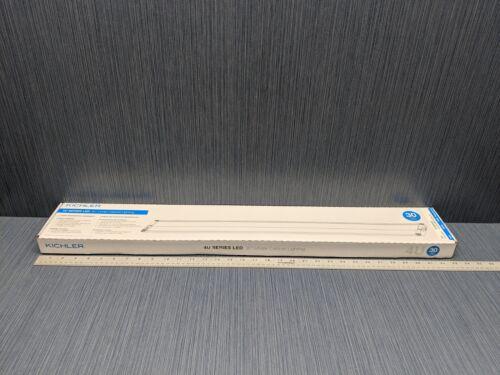 3000k kichler 4u30k30bzt textured bronze 4u series 30 led under cabinet light