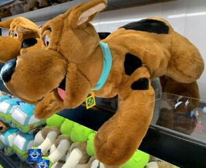details about universal studios scooby doo 20 pillow plush new with tag
