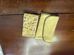 ANTIQUE 19th C. CHINESE carved export card case