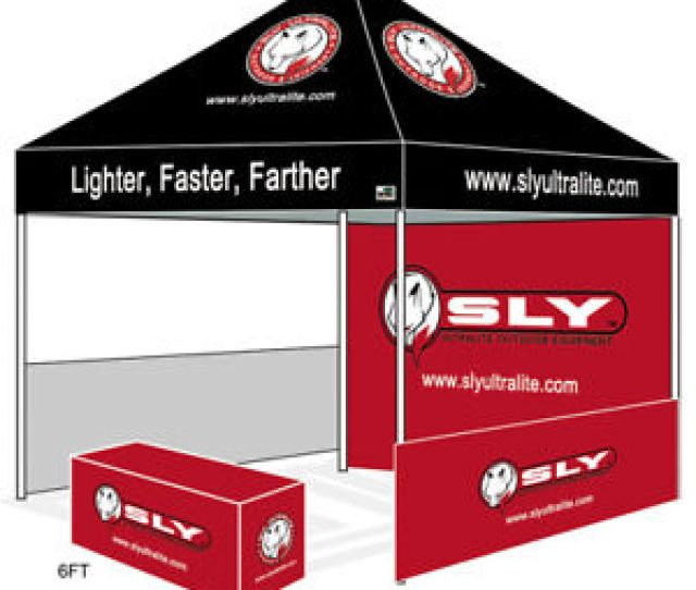 Image Is Loading Ez Pop Up Canopy Tent X Custom Logo