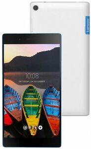 """Lenovo TB3-850M Tablet 16GB WHITE 2GB RAM DISPLAY 8"""" IPS LTE 4G GSM Android 6"""