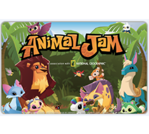 Animal Jam 3 Mo Subscription Gift Card  15 95   Email Delivery   eBay Image is loading Animal Jam 3 Mo Subscription Gift Card 15