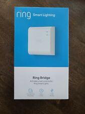 ring 5b01s8 wen0 smart lighting bridge white