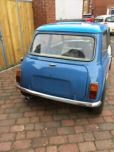 1975 Classic Mini Running + Driving Project 1430cc MED Engine Straight Cut Gear