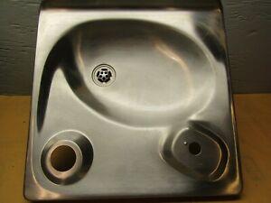 details about drinking fountain sink basin 12 x 12 elkay fd7003s1z