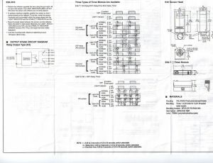 Omron E3k R10k4 Nr Wiring Diagram Free Download • Oasisdlco