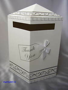 Card Wishing WellBoxGreat For Wedding Engagement Or Baby Shower Comes As Is EBay