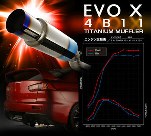 tomei expreme ti catback exhaust for