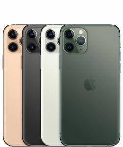 Apple iPhone 11 PRO MAX - 64GB All Colors-GSM & CDMA Unlocked - Apple Warranty