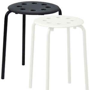 New Ikea Marius Stool Multi Purpose Kitchen Breakfast Bathroom Use Strong Uk Ebay