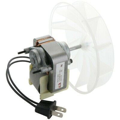 bp28 broan replacement vent fan motor and wheel 99080166 1 1 amps 3000 rpm 26715044894 ebay