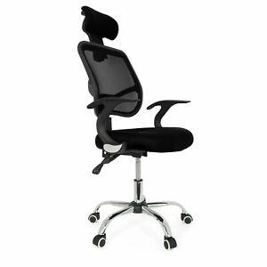 Chaise Bureau Siege Gaming Fauteuil Ikea Ergonomique Conforama Design Pas Cher Ebay