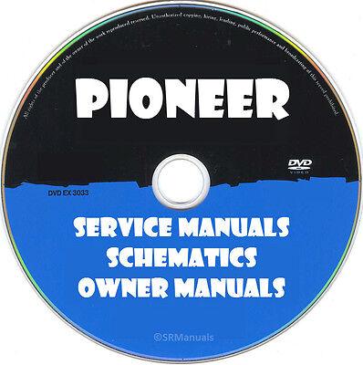 manuales de servicio pioneer audio hifiarchivos pdf en dvd