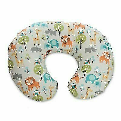 boppy 2200160k 2pk nursing pillow and positioner peaceful jungle for sale online ebay