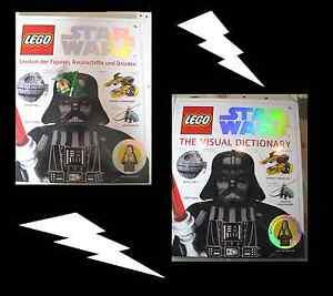 Details Zu Lego Star Wars Buch Lexikon The Visual Dictionary U Figur Yoda O Count Dooku