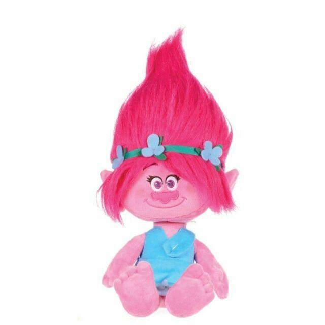 Princess Poppy Plush From Trolls Movie For Sale Online Ebay